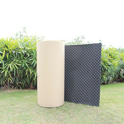 Auto Acoustic Egg Foam Sound Proofing Damping Deadening Mat Sheet High Density