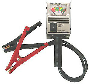 125Amp Hand Held Load Testr  Associated Equipment Corp 6026