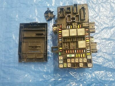 5L3T-14A067-BC 05-06 Ford F-150 Junction Fuse Box Relay BCM Power Control Module