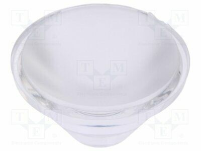 Lens for LED round Colourless 60° OSOLRA2060M Lenses
