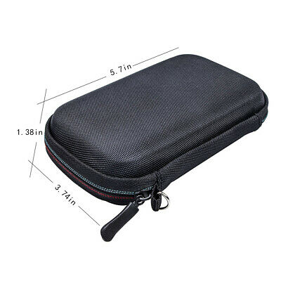 Scratchproof Protection Cover Storage Organizer Hard Drive Bag for Sandisk SSD