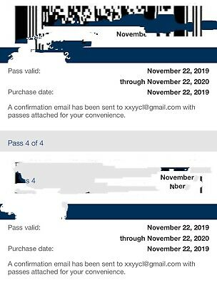 United Club One Time Pass EXP 11/22/2020 NOT CHASE E-pass available