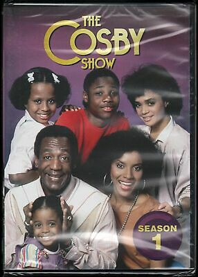 THE COSBY SHOW - SEASON 1 Bill Cosby Two Disc Set NEW DVD