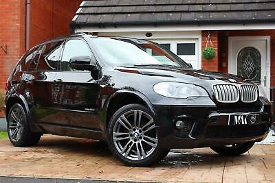 BMW X5 3.0 40d M Sport xDrive 5dr - PAN ROOF+MEDIA PACK+20INCH+RECENT SERVICE