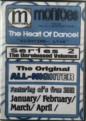 Monroes Allnighter Series 2 - 2002 - Scouse House, Donk, Bounce