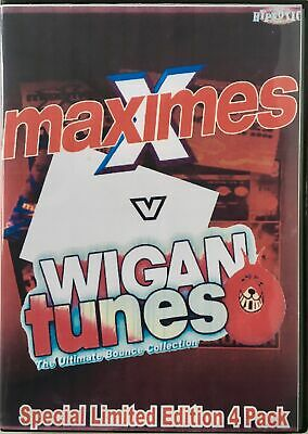 Maximes vs Wigan Tunes - Scouse House, Donk, Bounce
