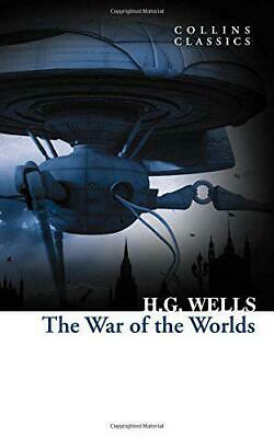 The War of the Worlds (Collins Classics) by Wells, H. G., NEW Book, FREE & FAST