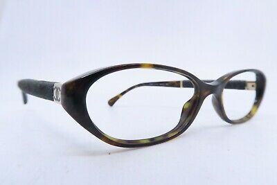 Vintage Chanel eyeglasses frames Mod3194 Col 714 size 53-16 135 made in Italy