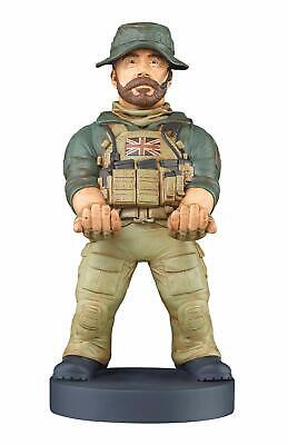 Captain Price Cable Guy Controller PS4 Xbox One Phone Holder Gaming - NEW Figure