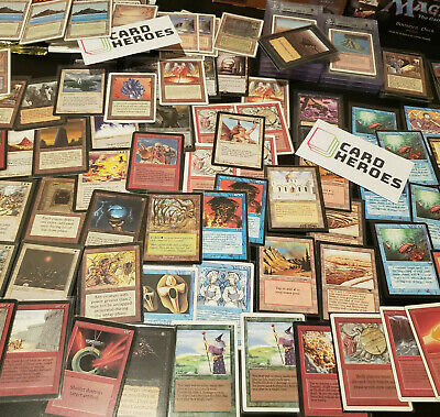 Magic the Gathering Inventory Liquidation Unbeatable Value MTG *Card Heroes*
