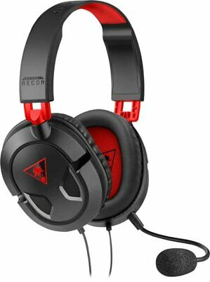 Turtle Beach Ear Force Recon 50 Gaming Headset Xbox One / PS4 / Mac / PC