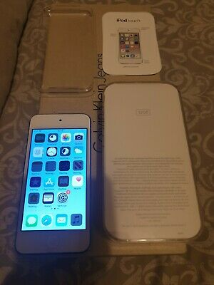 Apple iPod touch 6th Generation Blue (32GB) excellent condition