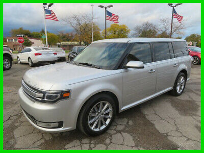2014 Ford Flex Limited 2014 Limited Used 3.5L V6 24V Automatic FWD SUV