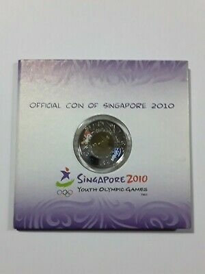$2 Youth Olympic Games Singapore 2010