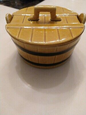 VINTAGE - Butter Dish - SECIA - MADE IN PORTUGAL