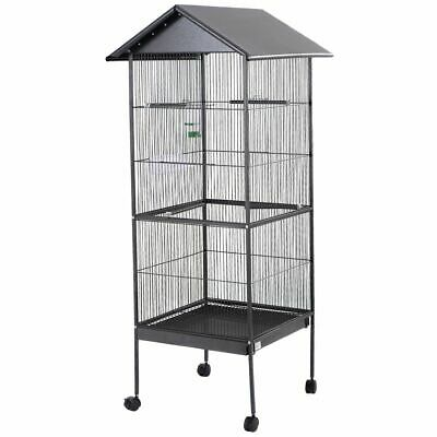 "61"" Large Bird Cage Play Top Pet Supply"