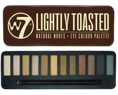 W7 Oogschaduw Palette - Lightly Toasted