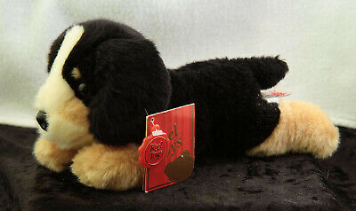 Bernese mountain dog  soft toy from keel toys  pedigree dog