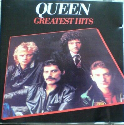 Queen-Greatest Hits,1994,cd