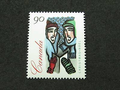 "NobleSpirit } Rare! CANADA Unissued 90¢ MNH ""Carolling"" 1994 Christmas Stamp!"