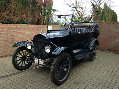 Ford T de 1924 Touring