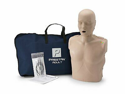 PRESTAN PP-AM-100M-MS Professional Adult CPR-AED Training Manikin New