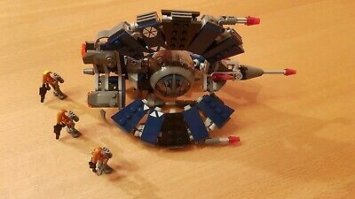 LEGO Star Wars 8086 Droid Tri-Fighter + Anleitung