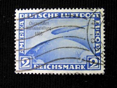 NobleSpirit No Reserve } Lovely GERMANY BOB C44 VF-XFU Zeppelin =$200 CV!