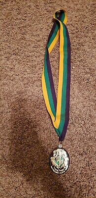 Krewe Of Endymion Krewe Member lanyard and medallion..great collectible
