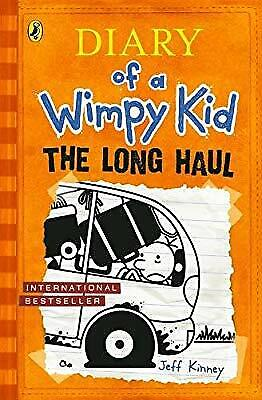 The Long Haul (Diary of a Wimpy Kid book 9), Kinney, Jeff, Used; Good Book