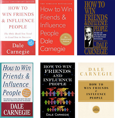 How to Win Friends and Influence People by Dale Carnegie e.ßo0K Delivery by M@¡ 