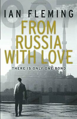 From Russia with Love: James Bond 007 (Vintage),Ian Fleming, Tom Rob Smith