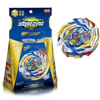 Beyblade Burst B-154 Ver. DX booster Imperial Dragon .Ig ' W/ Launcher For Kids