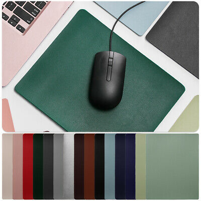 Universal Anti-slip Leather Mouse Pad Mouse Pad for Gaming Desk Office Cushion