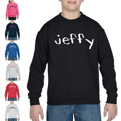 Jeffy Kids Youtber Gaming Cool SML Movie Pullover Gamer The Puppet SweatShirt
