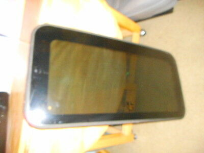 Vw Polo 6N1 Sunroof Panel. Glass with backing. 1994 - 1999