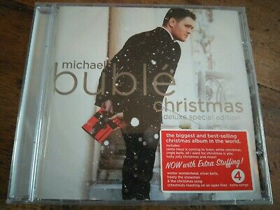 Michael Bublé Christmas Deluxe Special Edition New CD