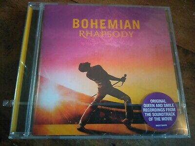 Bohemian Rhapsody Original Soundtrack Queen New CD