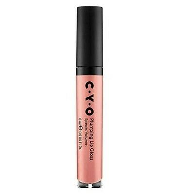 CYO plumping lip gloss speaks volume Act Up 6ml