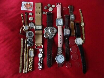 Watches, Collection, Job Lot  Interesting