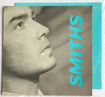 "THE SMITHS - Panic - Original UK 12"" with Picture sleeve +inner (Vinyl Record)"