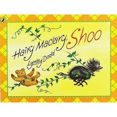 Hairy Maclary, Shoo (Hairy Maclary and Friends) by Dodd, Lynley, Good Used Book