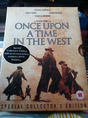 Once Upon a Time In The West Special Collectors Edition DVD