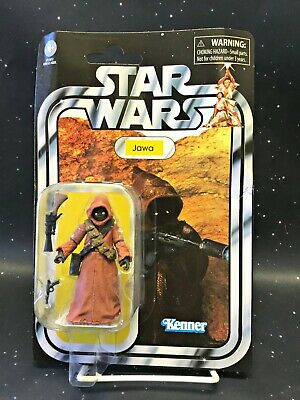 2019 Star Wars Vintage Collection VC161 Jawa Non Mint