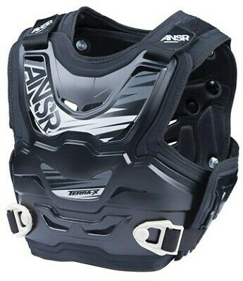 Answer Terra-X Youth Mini Deflector Black 471625 47-1625