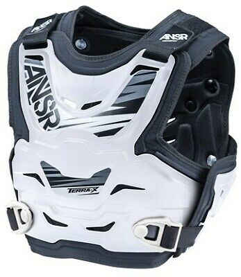 Answer Terra-X Youth Mini Deflector White 471626 47-1626