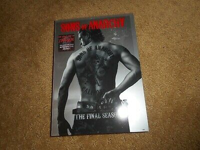 Sons Of Anarchy The Final Season DVDs