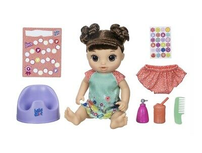 Baby Alive POTTY DANCE Baby Doll - NEW! Great Christmas Gift! Free Shipping!