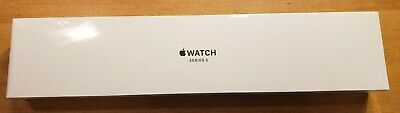 Apple Watch Series 3 (GPS) 42mm Space Gray Aluminum Case Brand New Sealed