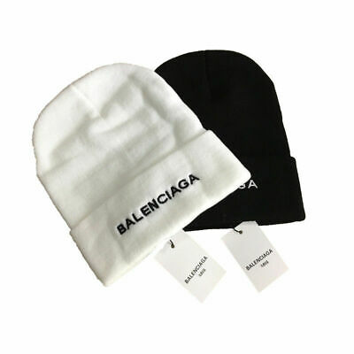 2020 Winter Warm Ski Knit Hat Thick High Quality Labeled balen 1pacs